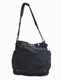 Will Leather Goods bag in charcoal colour