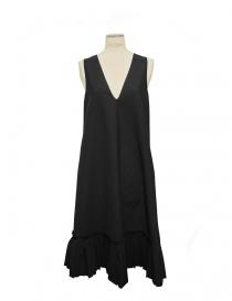 Black dress Sara Lanzi 05ACV09 order online