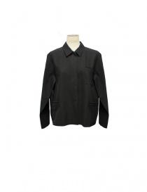 Black shirt Sara Lanzi 01ACV09 order online