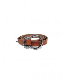 Sak belt  honey color ACC 001 NATU order online