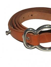 Cintura Sak color miele