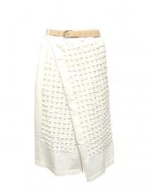 IL by Saori Komatsu Skirt 201426 white order online