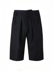 Pantaloni donna online: Bermuda nero Fad Three
