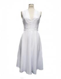 Blanc Optique Carven dress 175R47 order online