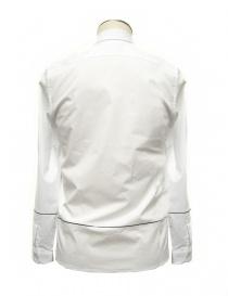 Cy Choi white cotton shirt