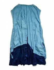 Indigo cotton Kapital dress