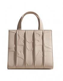 Borsa Max Mara Whitney by Renzo Piano con motivo a foglie 2967007 order online