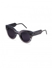 So.ya Alma Black Marble eyewear