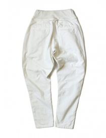 Pantalone bianco Kapital da uomo