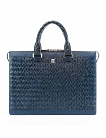 Alligator leather Tardini briefcase online