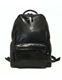 Cornelian Taurus by Daisuke Iwanaga backpack black color CO15SSTR050- order online