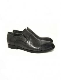 Measponte grey leather shoes RI69021-BUFA order online
