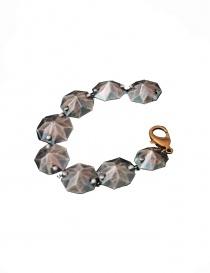 Silver Crystal Devrandecic bracelet