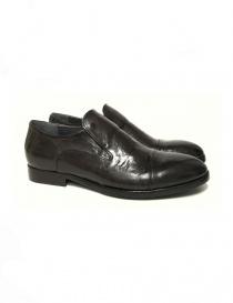 Measponte dark brown leather shoes RI69021-BUFA order online