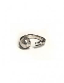 Preziosi online: Anello Amy Glenn A147G Ball Ring