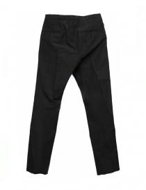 Pantalone Carol Christian Poell Asymmetrical Breadstick