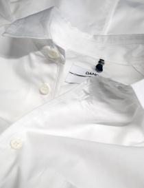 Camicia OAMC colore bianco