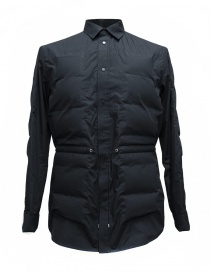Camicia imbottita OAMC colore blu navy I022291-NAVY order online