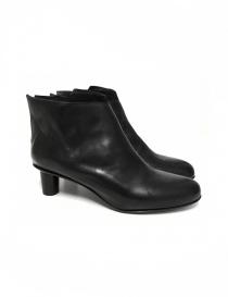 Barny Nakhle black leather shoes TINO-SHINY-C order online