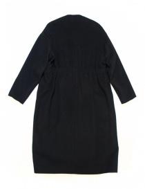 Cappotto Fadthree colore nero navy