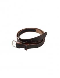 Leather Golden Goose belt