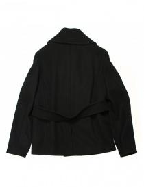 Cappotto Golden Goose Ian colore nero