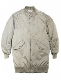 Fadthree padded jacket cream color online