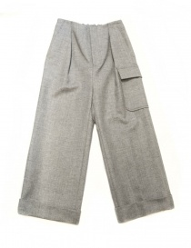 Fadthree light grey trousers 14FDF02-04-3 order online