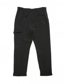 Pantalone Fadthree colore carbone
