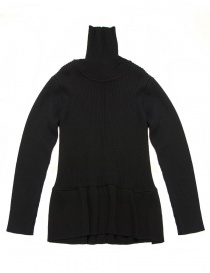 Sara Lanzi black pullover 01K-W0-09-BL order online