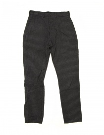 Mens trousers online: Casey Casey grey trousers