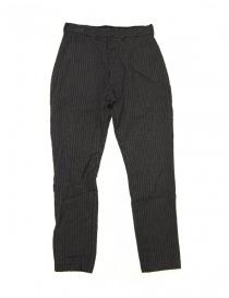Pantalone Casey Casey colore grigio 07HP79-GREY order online