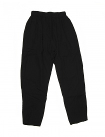 Mens trousers online: Casey Casey black trousers