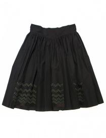 Harikae black skirt 16H0002-BLK order online