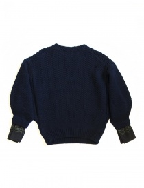 Harikae navy sweater