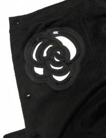 Miyao black cardigan