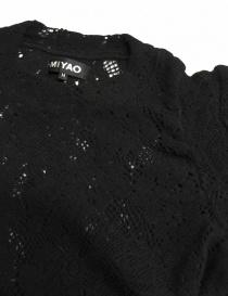 Miyao black sweater