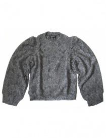 Miyao gray sweater ML-B-10-GRAY order online