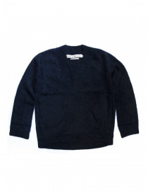 IL by Saori Komatsu navy sweater dress 428-31-ABITO order online