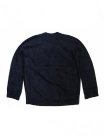 IL by Saori Komatsu navy sweater dress