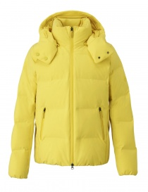 AllTerrain by Descente Anchor yellow down jacket DIA3672U CRY order online