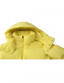 AllTerrain by Descente Anchor yellow down jacket