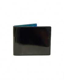 Black wallet Yuima Nakazato 16A08001 M G order online