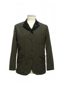 Sage de Cret double jacket