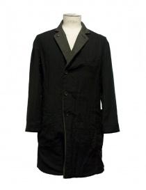 Mens coats online: Sage de Cret double coat
