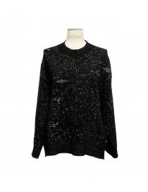 Boboutic black round-necked sweater 3135 G2 BLK order online
