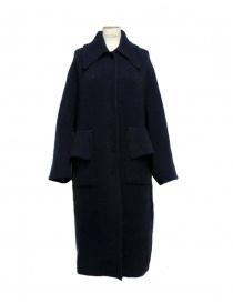 Womens coats online: Boboutic blue coat