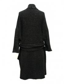 IL by Saori Komatsu dark grey long cardigan