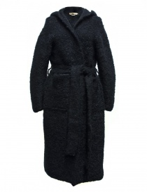 IL by Saori Komatsu navy coat 408-31-CARDI order online