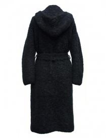 IL by Saori Komatsu navy coat